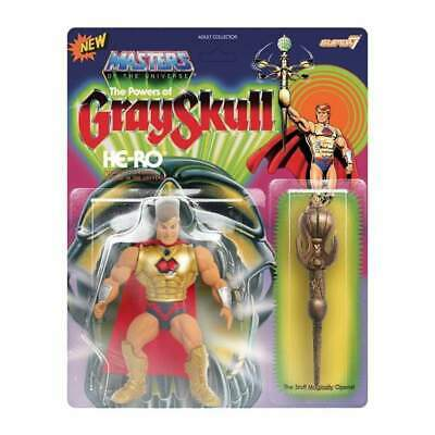 $25 • Buy Masters Of The Universe Vintage He-Ro (The Powers Of Grayskull)
