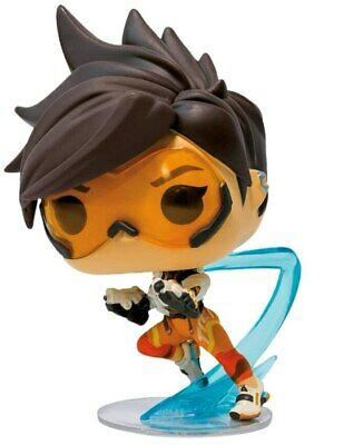 AU19.99 • Buy Overwatch - Tracer With Guns Pop! Vinyl-FUN44222-FUNKO