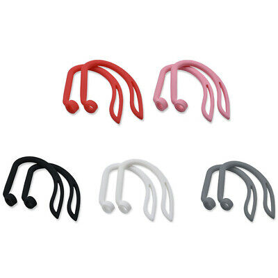 $ CDN4.66 • Buy 1 Pair Earhook Holder For AirPods Strap Silicone Sports Anti-lost Ear Hook