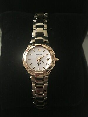 $ CDN100 • Buy Gently Used Womens Gold Seiko Watch