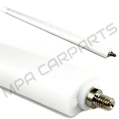 For Fiat 500 2012 On Flat Type White Short Antenna Aerial Mast 51910790 • 8.95£
