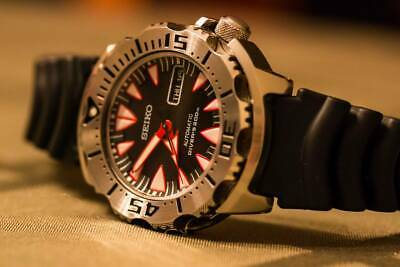 $ CDN1759.88 • Buy Seiko 2nd Gen Dracula Monster Automatic Rare Made In Japan Ver SRP313J1 SRP313
