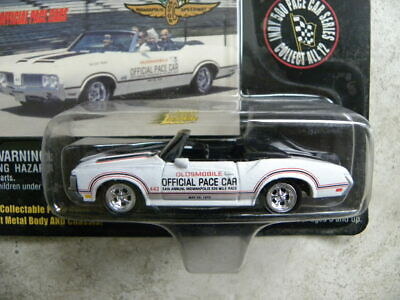 $4.99 • Buy 1970 Oldsmobile 442 Convertible Pace Car  Johnny Lightning Official Pace Cars