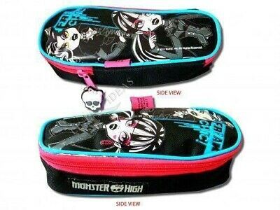 Kids Childrens Girls Monster High Coffin Pens Pencil Case School Stationery Gift • 3.99£