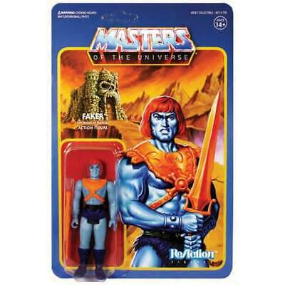$14.99 • Buy Masters Of The Universe ReAction Figure - Faker