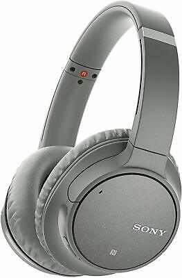 Sony WH-CH700N Wireless Bluetooth NFC Noise Cancelling Headphones GREY CH700N • 79.90£