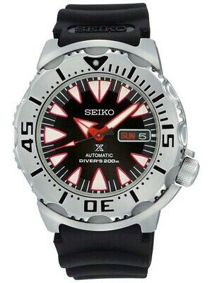 $ CDN1787.49 • Buy Seiko 2nd Gen Dracula Monster Automatic Rare Made In Japan Ver SRP313J1 SRP313