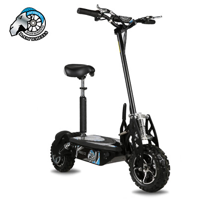 View Details Pit Bike Electric Scooter 1600W 48V 12 Inch Big Tyres Light Off Road. • 494.95£