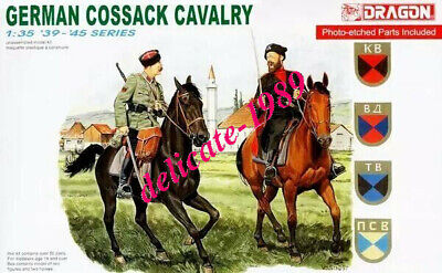 DRAGON 6065 1/35 German Cossack Cavalry • 14.18£