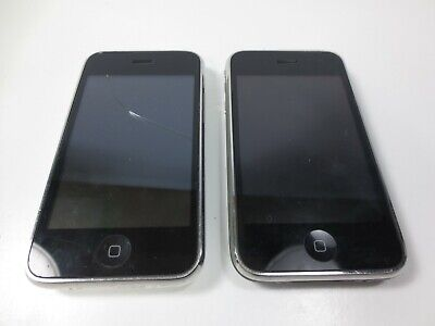 $ CDN89.95 • Buy Vintage Original Apple IPhone Lot Of 2 Working W/ Condition Issues