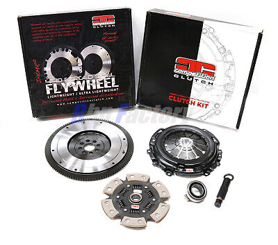 Competition Clutch Honda Civic Ep3 Dc5 Fn2 Type R Stage 1 Kit & Light Flywheel • 480£
