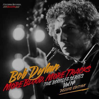 £94.99 • Buy Bob Dylan - More Blood, More Tracks: The Bootleg Series Vol. 14 (CD) Deluxe Ed