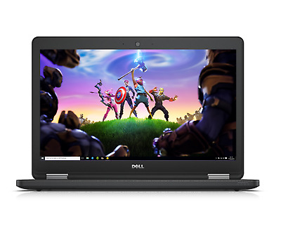 "View Details Dell Latitude Gaming Laptop 🎮 15.6"" HD LED Intel Core I5 8GB RAM 512GB SSD HDMI • 378.99$"