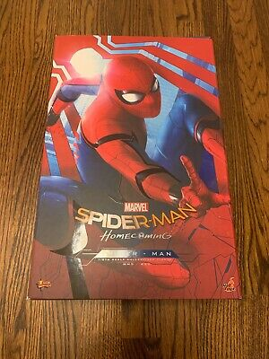 $ CDN42.35 • Buy (BOX ONLY) Hot Toys Spiderman Homecoming Deluxe Version MMS425 Empty Box