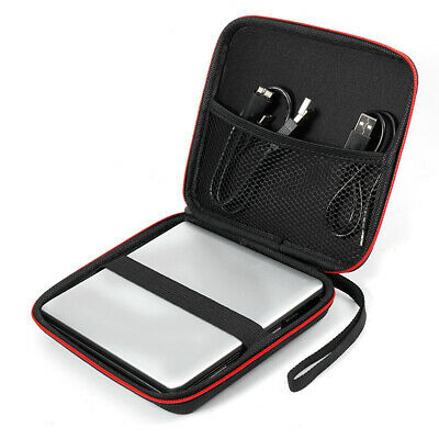 External USB CD DVD Drive Burner Writer Blu-Ray Hard Protective Carrying Case UK • 9.07£