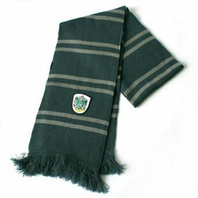 $ CDN16.17 • Buy Harry Potter Slytherin Knit Soft Warm Winter Thicken Costume Scarf Gift