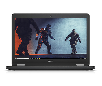 $279 • Buy Dell Latitude Business Gaming Laptop 15.6 Inch HD Intel Core I5 16GB RAM 2TB SSD