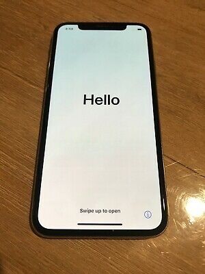 AU699 • Buy Apple IPhone X - 256GB - Silver (Very Good Condition) A1865 (Australian Stock)