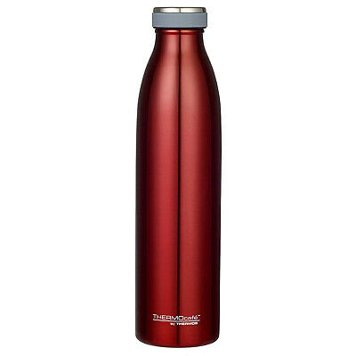 AU27.95 • Buy THERMOS THERMOcafe 750ml Stainless Steel Vacuum Insulated Drink Bottle Red!