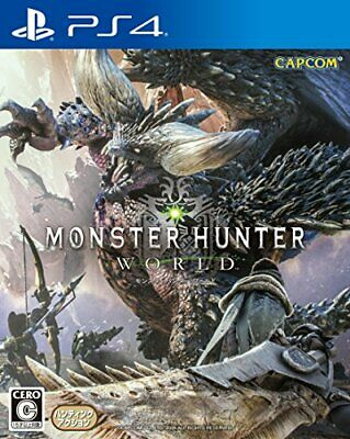 AU58.30 • Buy Monster Hunter: World - PS4 Japan