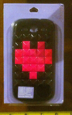 £1.99 • Buy Claire's Claires Accessories Pink Black Samsung Galaxy S3 Phone Cover £12 RRP
