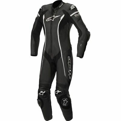 $999.95 • Buy Alpinestars Stella Missile  1-PC Leather Motorcycle Suit - Blk/Wht, All Sizes