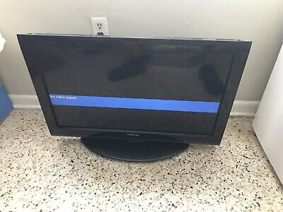 Toshiba 32C120U 32  720p HD LCD Tv  Work Almost Perfect Does Have A Screen Blur • 41.99$