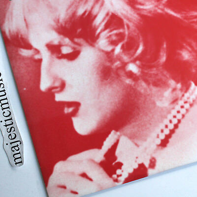 $75 • Buy Andy Warhol Candy Darling Cover The Smiths 7 Inch Vinyl 1987 Uk Original Rare