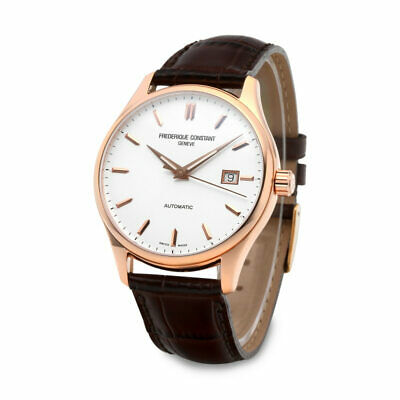 Frederique Constant FC-303V5B4 Classics Index Automatic 40mm Men's Watch • 496$