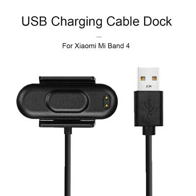 Charger Holder USB Cable Dock Fast Charging Cord Station For Xiaomi Mi Band 4 • 5.80$