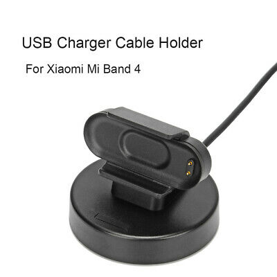 Cord Holder Adapter Cradle USB Cable Dock Charger Station For Xiaomi Mi Band 4 • 7.31$