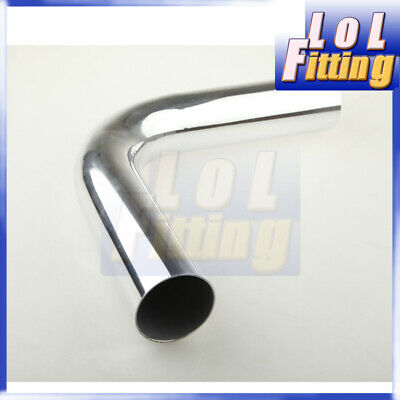 AU24.99 • Buy New T6 Aluminum 4  Inch 45 Degree Turbo Intercooler Pipe Piping Tube 300mm