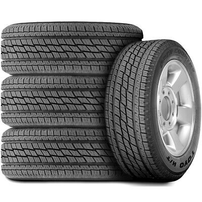 4 New Toyo Open Country H/T 245/55R19 103S A/S All Season Tires • 541.99$