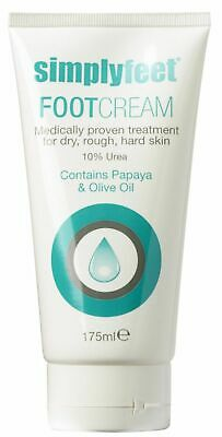 £7.99 • Buy Simply Feet Foot Creams,Treatment For Dry, Callused Skin 10% Urea - Best Prices