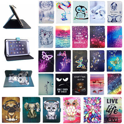 AU18.66 • Buy AU For Lenovo Tab M7 M8 M10 7 8 10 Inch Tablet 2019 Universal Leather Case Cover