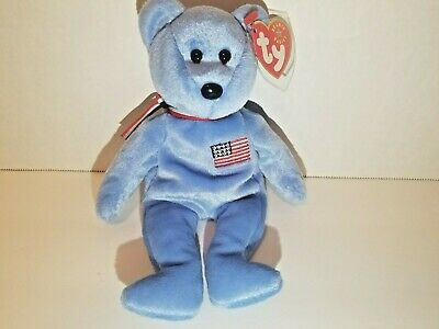 $1500 • Buy America 2001 Beanie Baby, With Tag Error (Rare)