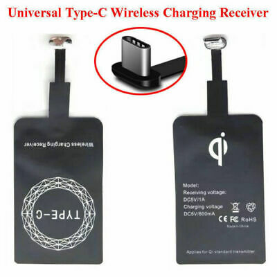 $ CDN4.52 • Buy Type C Charging Receiver QI Wireless Charger Module For Android USB-C Cell Phone