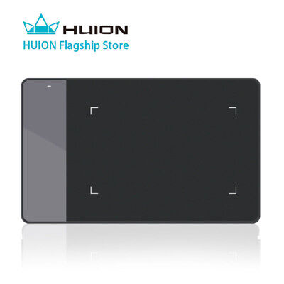 AU32.99 • Buy Huion 420 4x2.23  Signature Pad Graphic USB Drawing Tablet Pad For Windows Mac