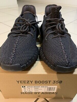 AU560 • Buy Brand New Adidas Yeezy Boost 350 V2 Black Static, Mens US 10