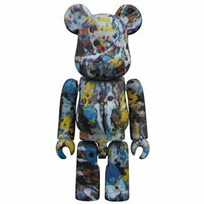 $119.44 • Buy BE@RBRICK Jackson Pollock Studio 100%