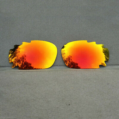 AU17.99 • Buy Orange Red Polarized Replacement Lenses For-Oakley Jawbone Vented/Racing Jacket
