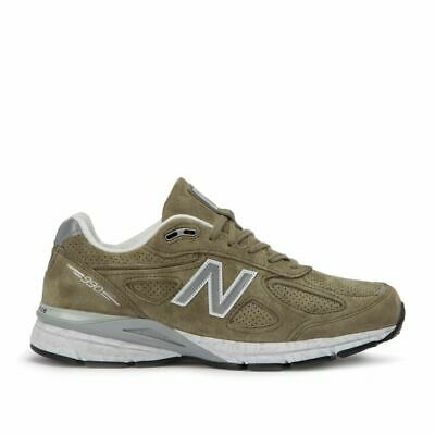 $110 • Buy NEW BALANCE 990v4 US 10.5 COVERT GREEN SUEDE 3M NEW MADE IN USA M990cg4