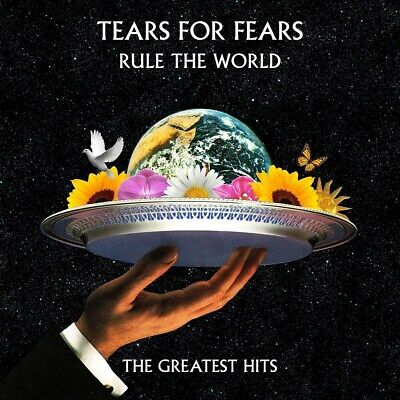 TEARS FOR FEARS RULE THE WORLD THE GREATEST HITS Best Of CD (2017) Gift Idea • 4.90£