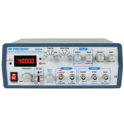 Function Generator, 4 MHz, With 5-Digit LED • 134$