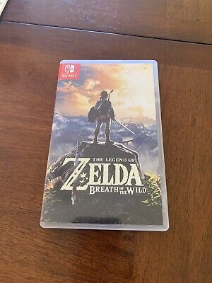 The Legend Of Zelda: Breath Of The Wild (Starter Pack) (Switch, 2018) • 33$