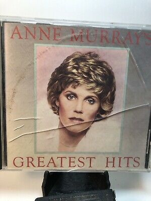 Music CD Anne Murray's Greatest Hits • 1.10$