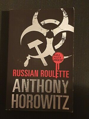 RUSSIAN ROULETTE By ANTHONY HOROWITZ (PAPERBACK) • 2.99£