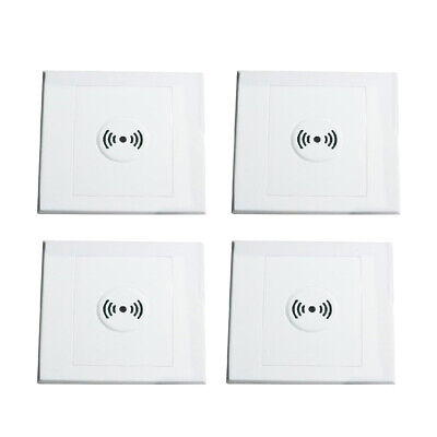 £11.63 • Buy 4x Voice Sound Controlled Activated Lamp Light Sensor Wall Switch Delay Time
