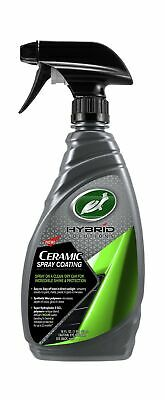 $17.60 • Buy Turtle Wax 53409 Hybrid Solutions Ceramic Spray Coating Professional-grade 16 Fl