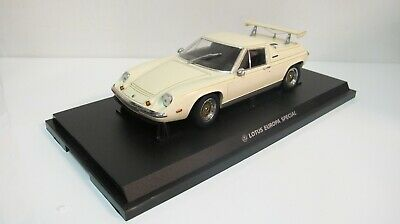 $ CDN179.44 • Buy 1:18 Kyosho Lotus Europa Special Coupe White Rhd Diecast Cars